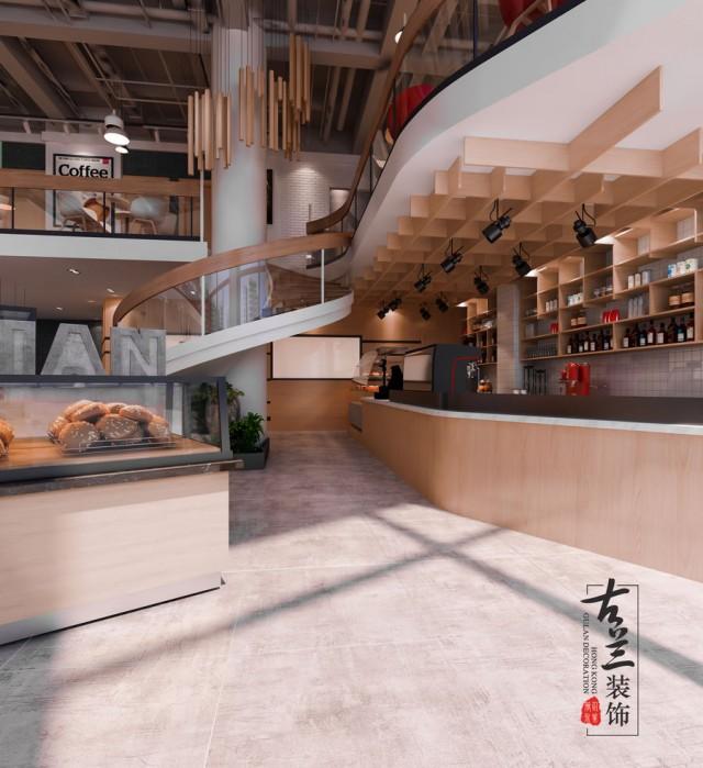 项目名称:香月湖咖啡厅; 项目地址:成都市高新区吉庆一路388号; 【成都咖啡厅设计咨询:183 2852 9916<同微信>】