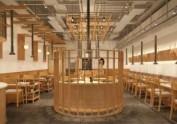 内江专业餐厅设计公司|韩国烤肉店装