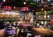 汉中音乐主题餐吧设计|成都专业主题