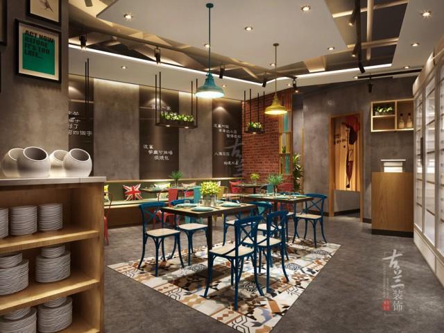 长沙餐厅设计,长沙餐厅设计公司