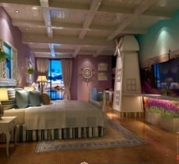 【爱情海主题酒店】—广州酒店设计丨