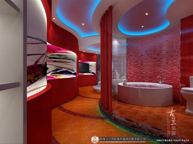 项目名称:爱琴海主题酒店 项目地址:成都市红光镇广场路北二段59号 餐饮丨酒店丨设计和施工就找成都古兰装饰