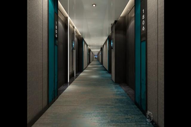 武汉酒店设计效果图,武汉酒店装修效果图