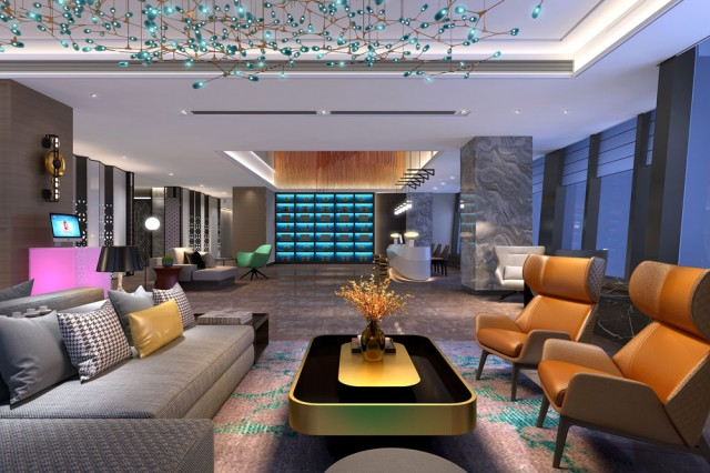 昆明酒店设计,昆明酒店设计公司
