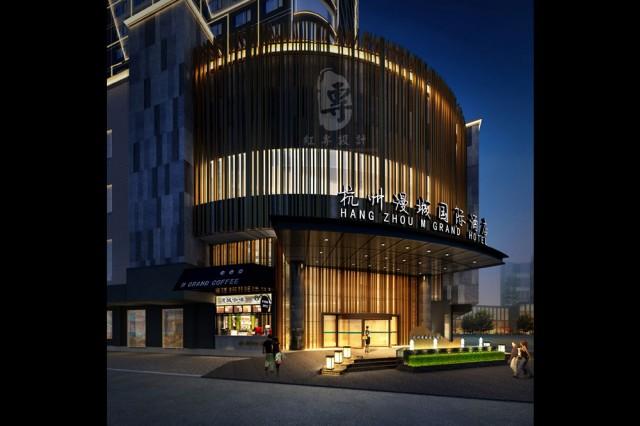 【漫城国际酒店】贵阳酒店设计,贵阳酒店设计公司