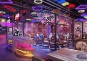 【疯狂的兔子火锅店】—南宁餐厅设计