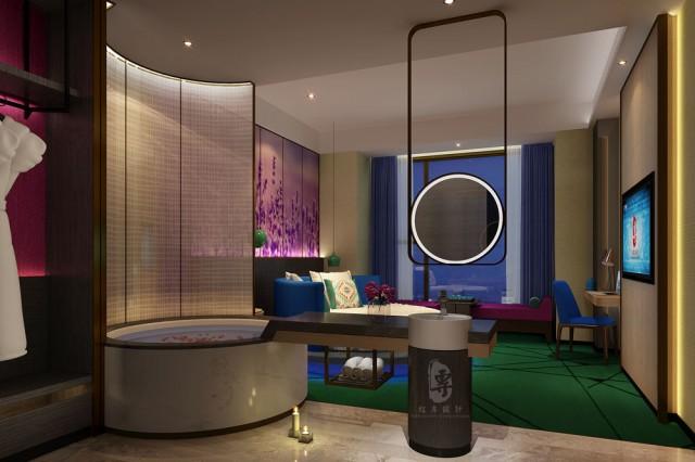 巴中酒店设计公司|泸州叙永慢生活酒店设计案例