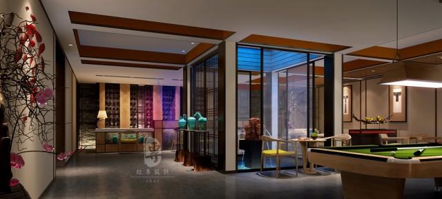 青城山度假酒店设计