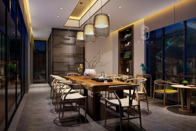 青城山度假酒店设计公司