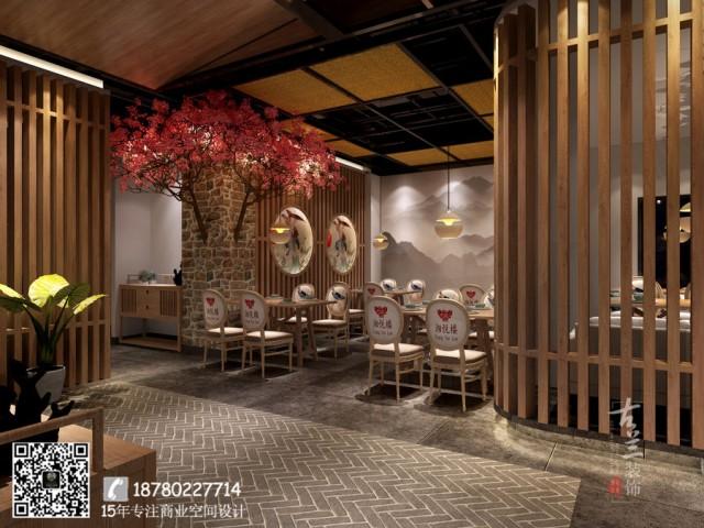 海口餐厅设计公司排名