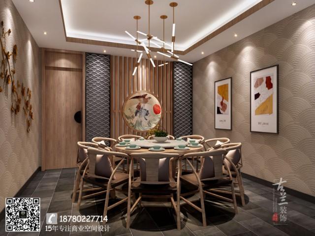 海口专业餐厅设计公司 海口餐厅装修 海口餐厅设计