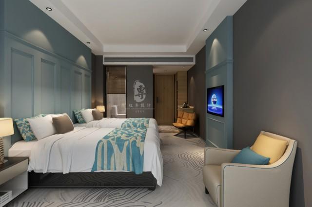 六盘水五星级酒店设计公司|三鑫(U)精品酒店