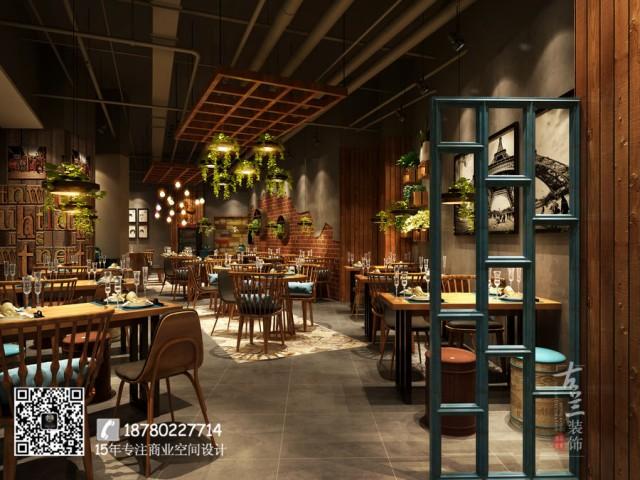 餐厅第一眼招引客户眼球的是装饰,餐厅新颖的装饰能够给顾客很好的消费体会,从而让客户爱上你的餐厅。