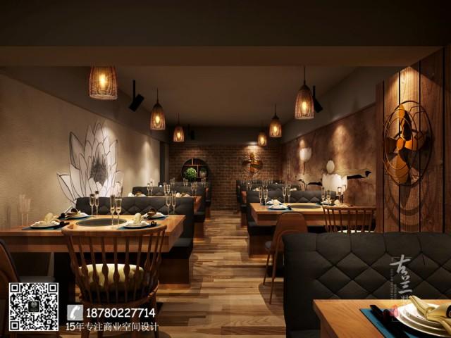 在兰州餐厅设计的风格上就要确立,比如以我国风为特征的,在装饰规划上就要又我国元素和工艺品,以古典为特征,就要营建一个优雅、清秀的用餐环境。假如一个以西餐为主的餐厅,装饰规划为中式风格,这样就十分不搭。