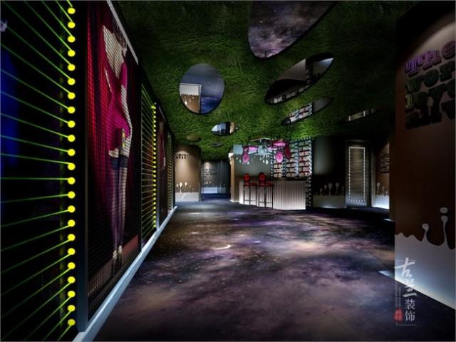 项目说明:该项目分为三层楼有39间客房,结合排水问题和每个风格将实施三个房间有13种风格。本次设计任务是如何用最低的造价打造主题酒店本身应有的激情,成为本案的焦点,主题酒店要衬托出主题本身所表达的故事,我们就根据故事入手。