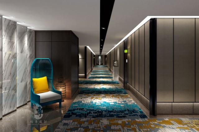 西宁酒店设计公司 | 莱美城市精品酒店