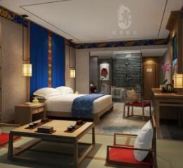 阿坝酒店设计|九黄湾国际温泉度假酒