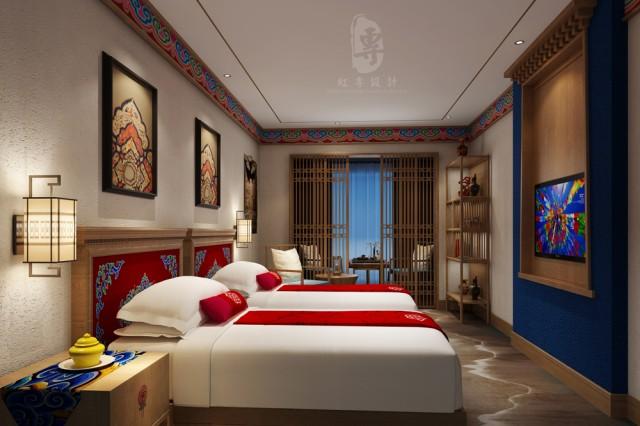 设计热线:在川藏线的迷人景色吸引着无数向往自由和美景的旅客,而近两年国家的旅游政策更是将这条线上的旅游热推到了一个新的高度,在这样的大环境下面,也让旅游业的下游产业迅速发展,许多的投资人都将酒店作为热门投资方向;在这样的大环境下,众多国际知名品牌酒店的围攻下,九黄湾国际温泉度假酒店落地在川主寺九黄机场旁,便利的交通条件和极具融合的创意设计,都让它在建造过程中就备受关注。