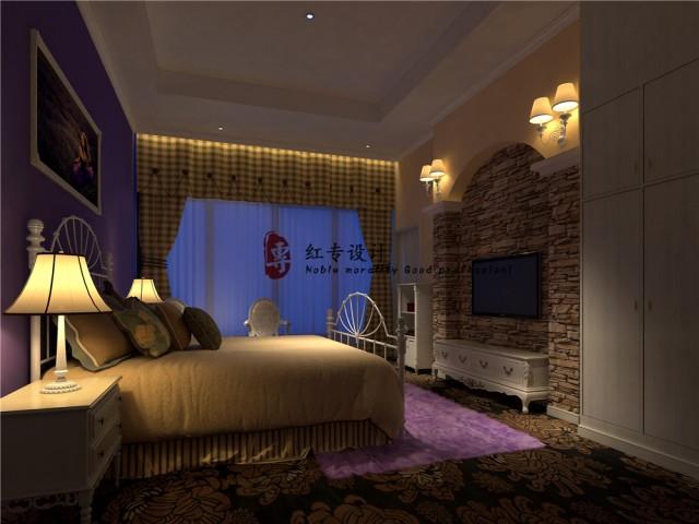 广东五星级酒店设计公司|醉卧天地酒店