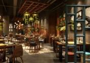 贵州餐厅设计装修公司|食悦堂餐厅