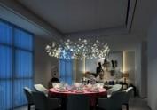 成都餐厅装修设计_百年老字号中餐厅