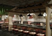 贵州自助餐厅设计装修公司-鱼小筑七