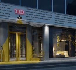 成都咖啡厅设计 TID咖啡馆设计案例
