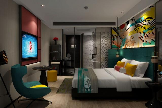 主题酒店设计也要分先后顺序,这样才能让整个酒店能够给客人一种亲切的感觉,在搭配着各色的艺术品,但是有他体现出主题氛围,简单来说,就是不需要那种特别贵有不能喝酒店主题相匹配的艺术品出现。让客人恍如来到了自己家一般温暖舒适的环境中。
