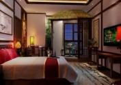 【蜀语印象酒店】—太原酒店设计公司
