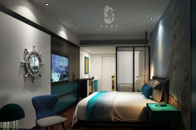 营山主题酒店设计