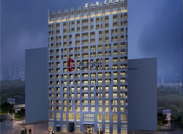 项目名称:茗山居酒店  项目地点:成都市双流区韩国城