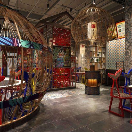 重庆餐厅设计公司