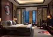 西宁酒店设计公司|酒店设计用墙纸的
