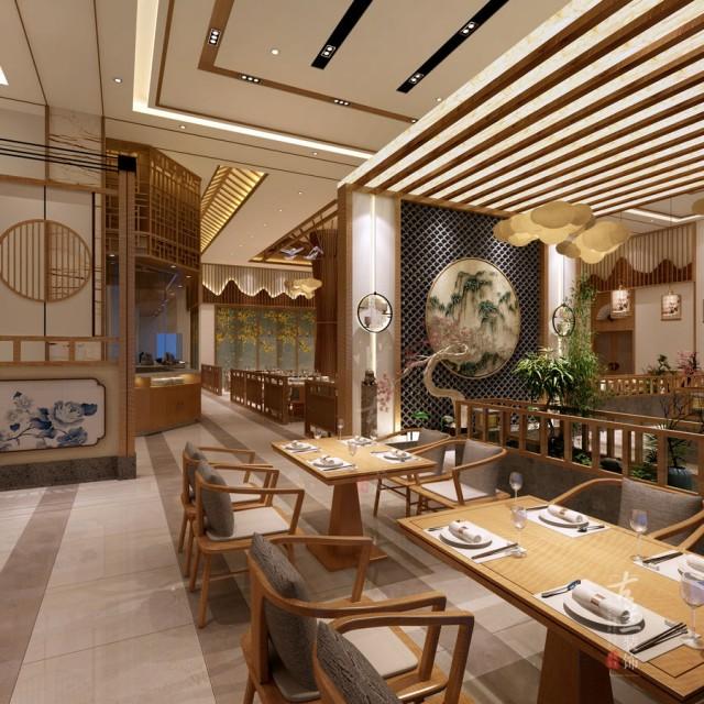 重庆餐厅设计 | 印象李庄餐厅设计案例
