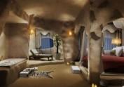 洞穴主题精品酒店设计|成都精品酒店
