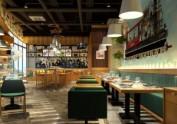 沈阳西餐厅设计装修公司|新都汉沃克