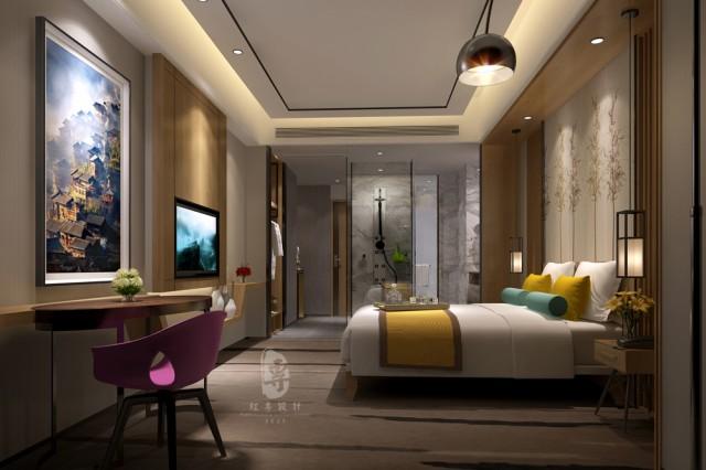 焦作专业酒店设计公司 城市精品酒店(艾途)