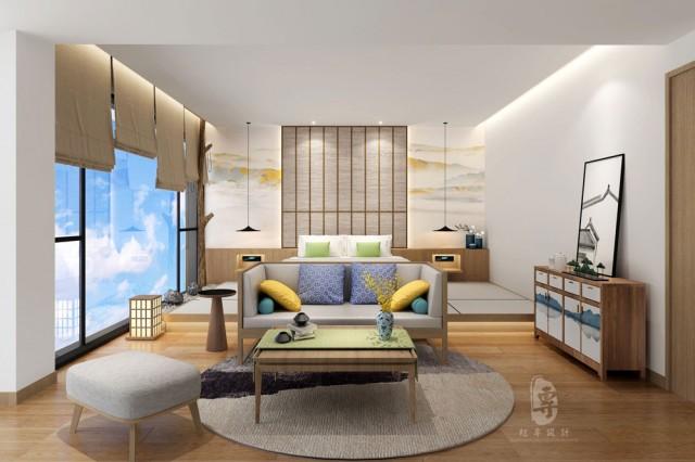 荆门专业酒店设计公司|大理时候客栈