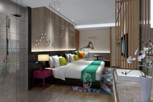 宁波专业酒店设计公司|莱美城市精品酒店