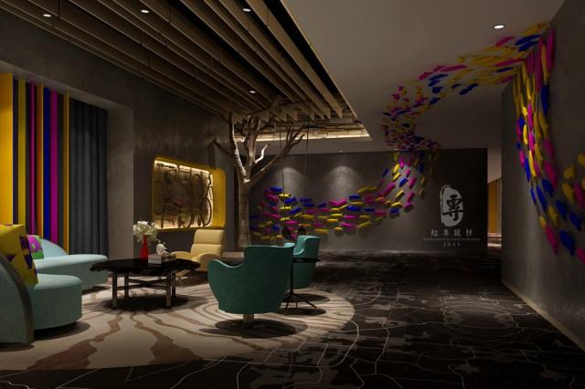 内江四星级酒店设计公司酒店