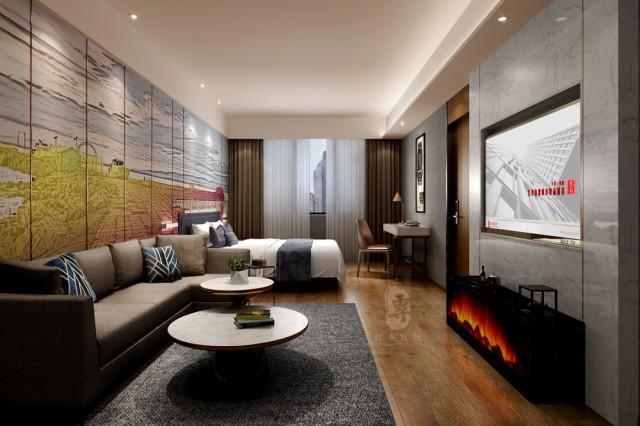 六盘水专业酒店设计公司 百和·铂雅城市酒店