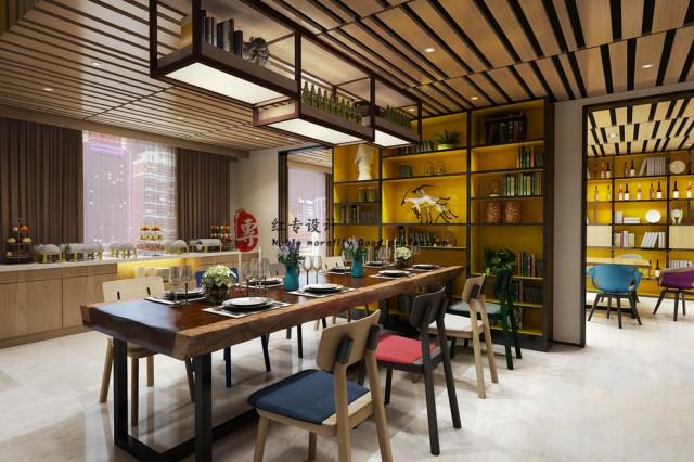 宜宾四星级酒店设计公司|红专设计
