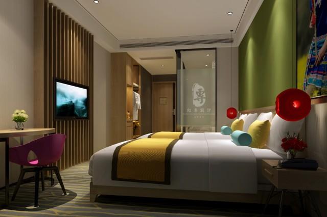 山西专业酒店设计公司|红专设计