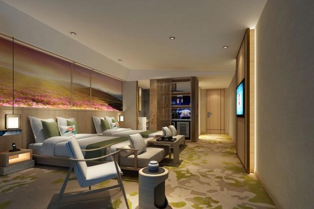太原星级酒店设计公司