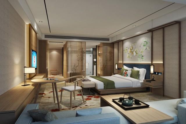 太原星级酒店设计公司|红专设计