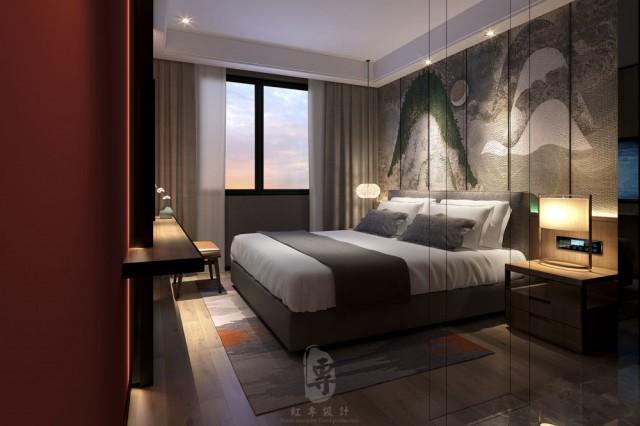 湖南专业酒店设计公司|红专设计