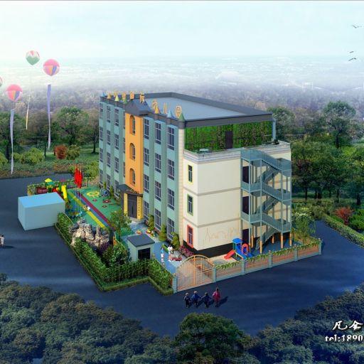 郑州幼儿园设计的头像