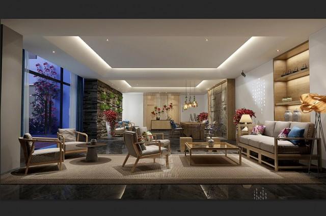九江四星级酒店设计公司