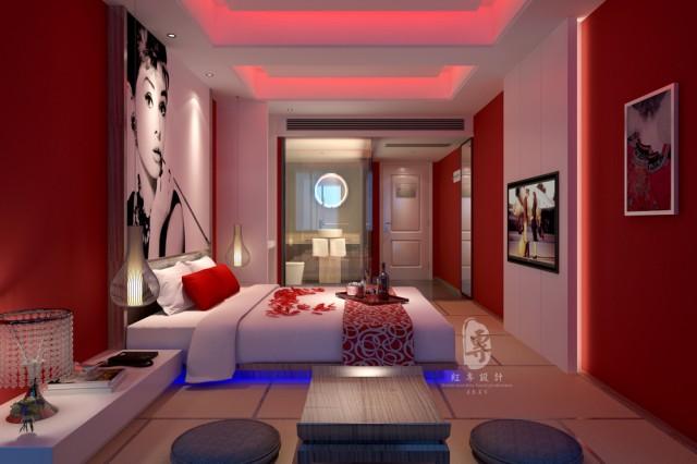 赣州精品酒店设计公司 红专设计