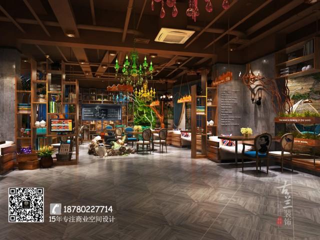 香樟树下是云南省曲靖市中的一处西餐厅,除此之外它还是一家真正的花园餐厅。餐厅位于一条安静的路旁,为餐厅提供了必要的休闲气氛。